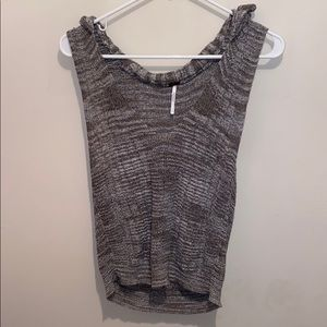 FREE PEOPLE Knitted Tank Top